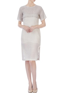 ecru-crinkle-cotton-dress