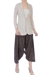 grey-hand-woven-organic-cotton-jacket-patiala-pants