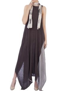 white-hand-woven-silk-scarf