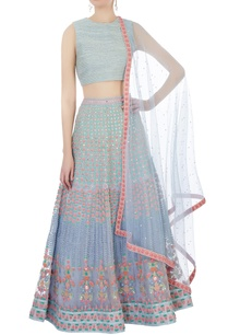 lilac-silk-organza-chanderi-3d-embroidered-lehenga-set