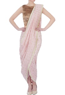 baby-pink-silk-cotton-chanderi-embroidered-dhoti-sari
