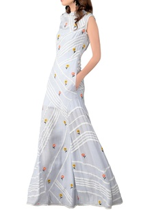 cashmere-blue-chain-stitch-embroidered-maxi-dress