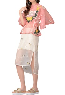 pink-3d-embroidered-skirt-and-top-set