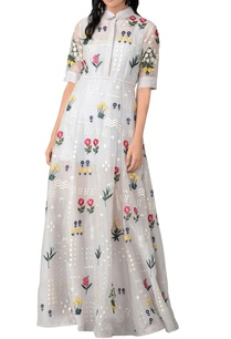 glacier-grey-embroidered-maxi-dress