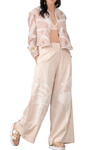 champagne-rose-embroidered-jacket