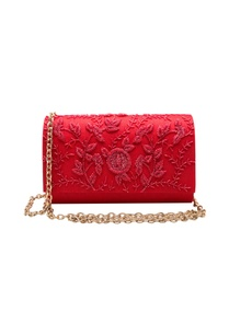 red-cutdana-work-clutch