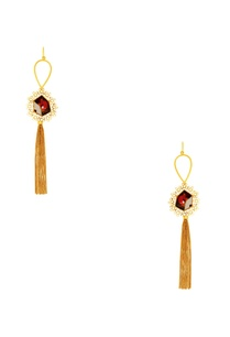 suhani-pittie-tribal-tassel-earrings