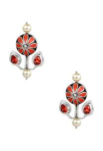 amrapali-mughal-garden-flower-earrings
