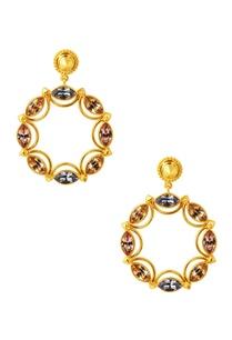 gold-plated-swarovski-circular-sunset-earrings