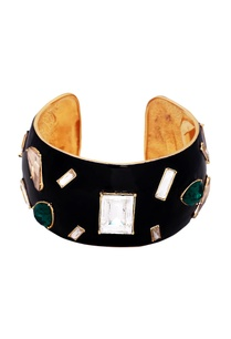 shivan-narresh-emerald-jazz-cuff