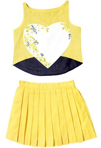yellow-tart-crop-top-and-skirt-set