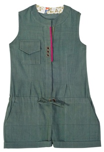 green-solid-cotton-jumpsuit
