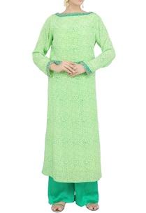 powder-green-kurta-and-pant-set