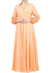 peach-embroidered-maxi-dress