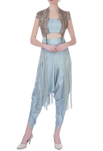 mint-green-silk-embroidered-jacket-with-dhoti-pants-bustier