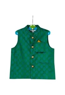 sea-green-nehru-jacket-set