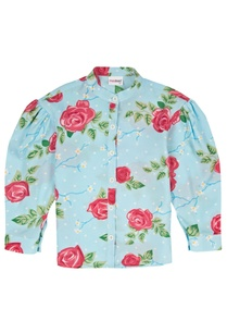 multicolored-floral-crepe-shirt