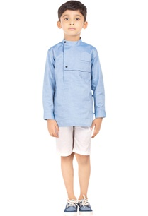 blue-cotton-formal-shirt