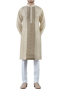 pale-gold-embroidered-cotton-silk-kurta