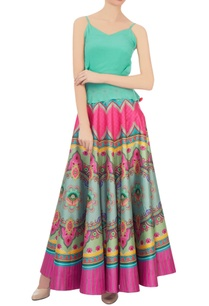 blue-pink-kaleidoscopic-patterned-dupion-silk-skirt