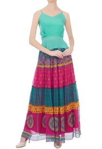 blue-pink-kaleidoscopic-tiered-style-maxi-skirt