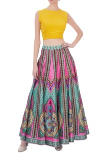 multicolored-striped-dupion-silk-maxi-skirt