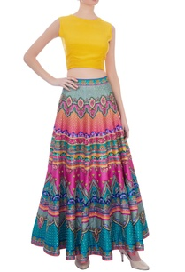multicolored-striped-sequin-embellished-maxi-skirt
