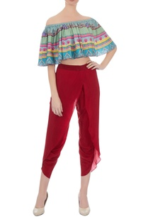 red-crepe-silk-dhoti-pants