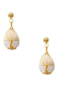 gold-plated-white-moonstone-earrings