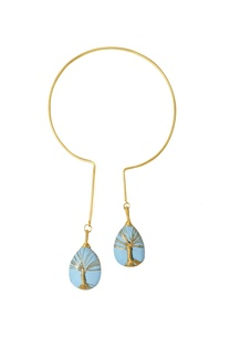 gold-plated-moonstone-choker-necklace