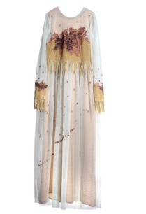 off-white-tulle-crepe-embroidered-dress