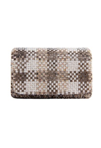 silver-rectangle-bugle-bead-clutch