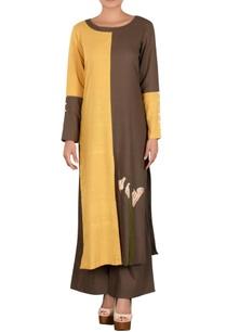 color-blocked-khadi-parsi-work-tunic