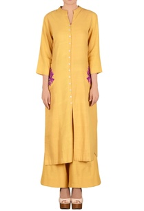 pale-yellow-khadi-parsi-work-kurta