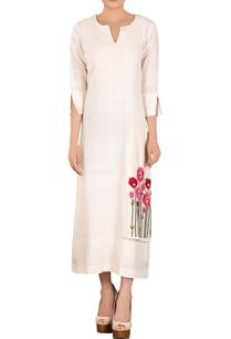 off-white-khadi-parsi-work-dress