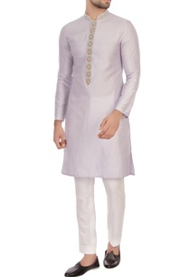 white-spun-silk-embroidered-kurta