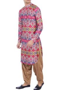 antique-gold-cotton-silk-patiala-pants