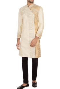 off-white-garad-tussar-silk-embroidered-angrakha-kurta