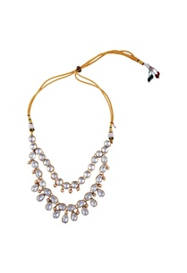 gold-polished-swarovski-crystal-choker