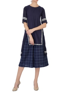 blue-checkered-linen-culottes