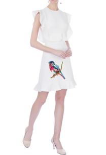 white-moss-crepe-embroidered-skater-dress