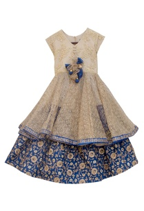 gold-navy-blue-silk-net-embroidered-mastani-lehenga-set