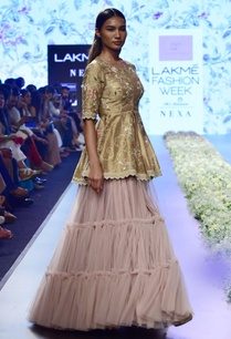 beige-threadwork-jacket-with-blush-pink-lehenga