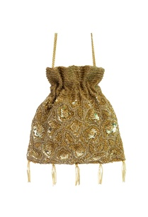 gold-sequin-embellished-potli