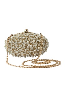 gold-pearl-embellished-oval-clutch