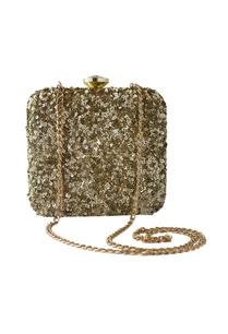 gold-sequin-embellished-square-clutch