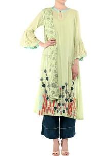 lime-green-cotton-shantoon-embroidered-kurta-set