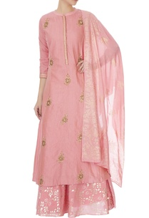 onion-pink-cotton-silk-embroidered-kurta-skirt-dupatta