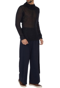 black-loose-fit-econyl-trousers