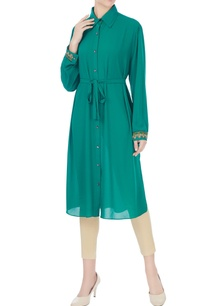 dark-green-shirt-style-tunic-with-belt-inner